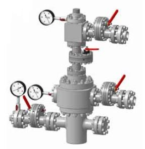 Wellhead Equipment for the Separate Production